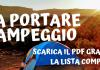 campeggio lista pdf
